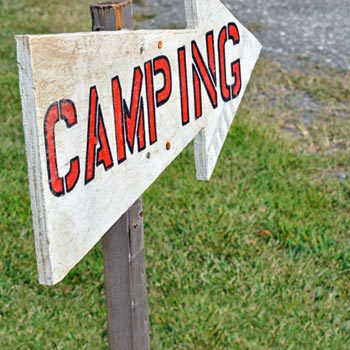 advertise bed and breakfast for your Oxford camping and caranning site